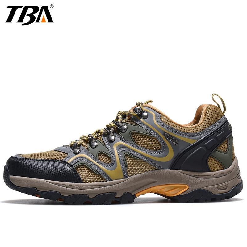 TBA 2017 New Outdoor Aqua Shoes For Men Breathable Mesh Wading Sport Shoes Man Brand Upstream Summer Hiking Shoes Men's Sneakers aqua aspid new