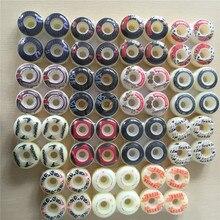 50-53mm 4pcs/Set Pro Multi Size Brand Skateboard Wheels Element Wheels color changed wheels  Ruedas Patines Plastic Rodas Skate