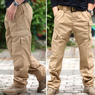 Tactical Pants Casual Cargo Pants Plus Size Men Army Soldier Combat Trousers Travel  Work Multi-Pockets Pants Clothing 4XL