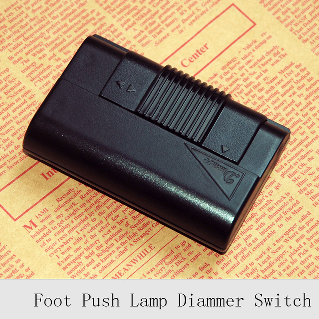 Aliexpress Com Buy 220v Lamp Foot Dimmer Switch Floor