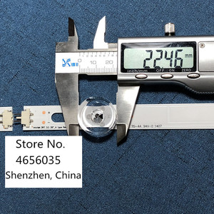 Image 5 - 8 teile/satz 100% NEUE led hintergrundbeleuchtung streifen bar perfekte kompatibel für LG 39 Zoll TV 39LB561V 39LB5800 innotek DRT 3,0 39 inch A B
