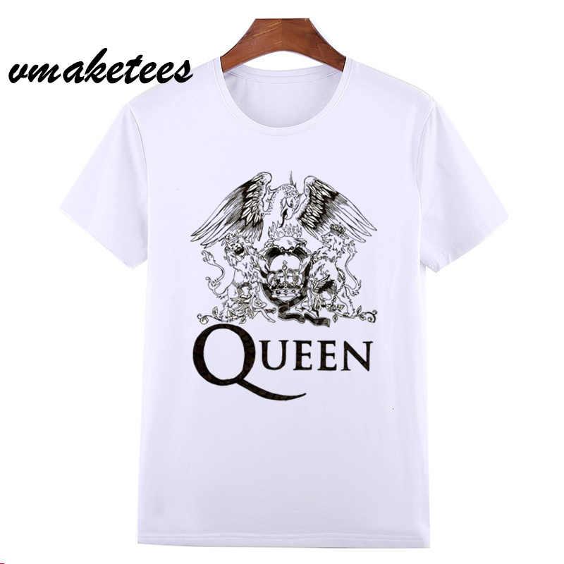 Азиатский размер Фредди Меркьюри тяжелый рок Топ 100 группа королева T футболка короткий рукав o-образным вырезом футболка для мужчин женщин HCP627