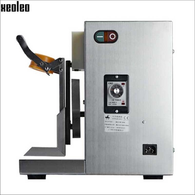 Xeoleo acier inoxydable lait secouant la Machine à thé à bulles simple tête bulle thé secouant la Machine - 2