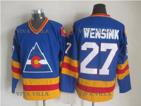 27 John Wensink Hockey Jersey 5 Rob Pamage 9 Lanny McDONALD 14 Rene Robert Stitched Men Throwback Hockey Jersey Free Shipping комплект ifo delta 51инсталляция ifo special крышка стандарт 458 125 21 1 0121