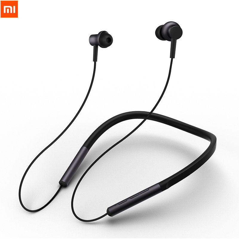 2018 New Original Xiaomi AAC Audio Secoding apt-X Bluetooth Sports Earphone CSR 8645 Chip Magnetic Earbud 8 Hours Working Left free dhl 100% original new hifiman edition x v2 planar magnetic audiophile headphones for hires dsd audio