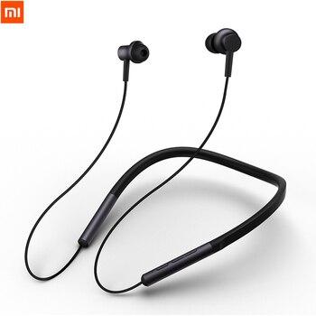 2018 New Original Xiaomi AAC Audio Secoding apt-X Bluetooth Sports Earphone CSR 8645 Chip Magnetic Earbud 8 Hours Working Left Bluetooth Earphones & Headphones