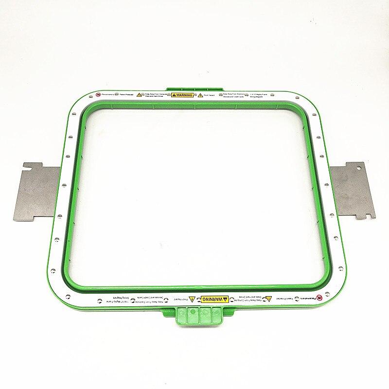Рамка для вышивки SWF могучий обруч Размер 11x13 дюймов общая длина 495 мм SWF магнитные рамки