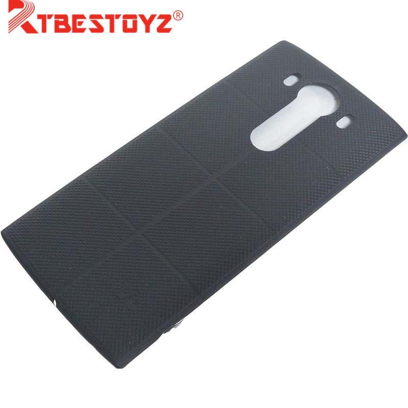 RTBESTOYZ High Quality For <font><b>LG</b></font> <font><b>V10</b></font> H968 F600 Case Original <font><b>Battery</b></font> Back Cover For <font><b>LG</b></font> <font><b>V10</b></font> H968 F600 Repair <font><b>Battery</b></font> Door Housing