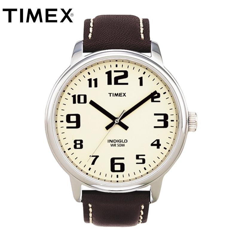 2018 Hot Sale Divat Timex Mens Nézd T28201 Easy Reader Egyszerű - Férfi órák