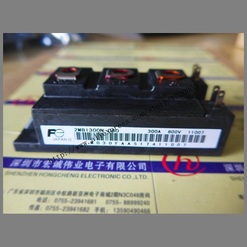 Cheap 2MBI300N-060  supply module Welcome to order ! igbt power module 2mbi300n 060 300a 600v 2mbi300n