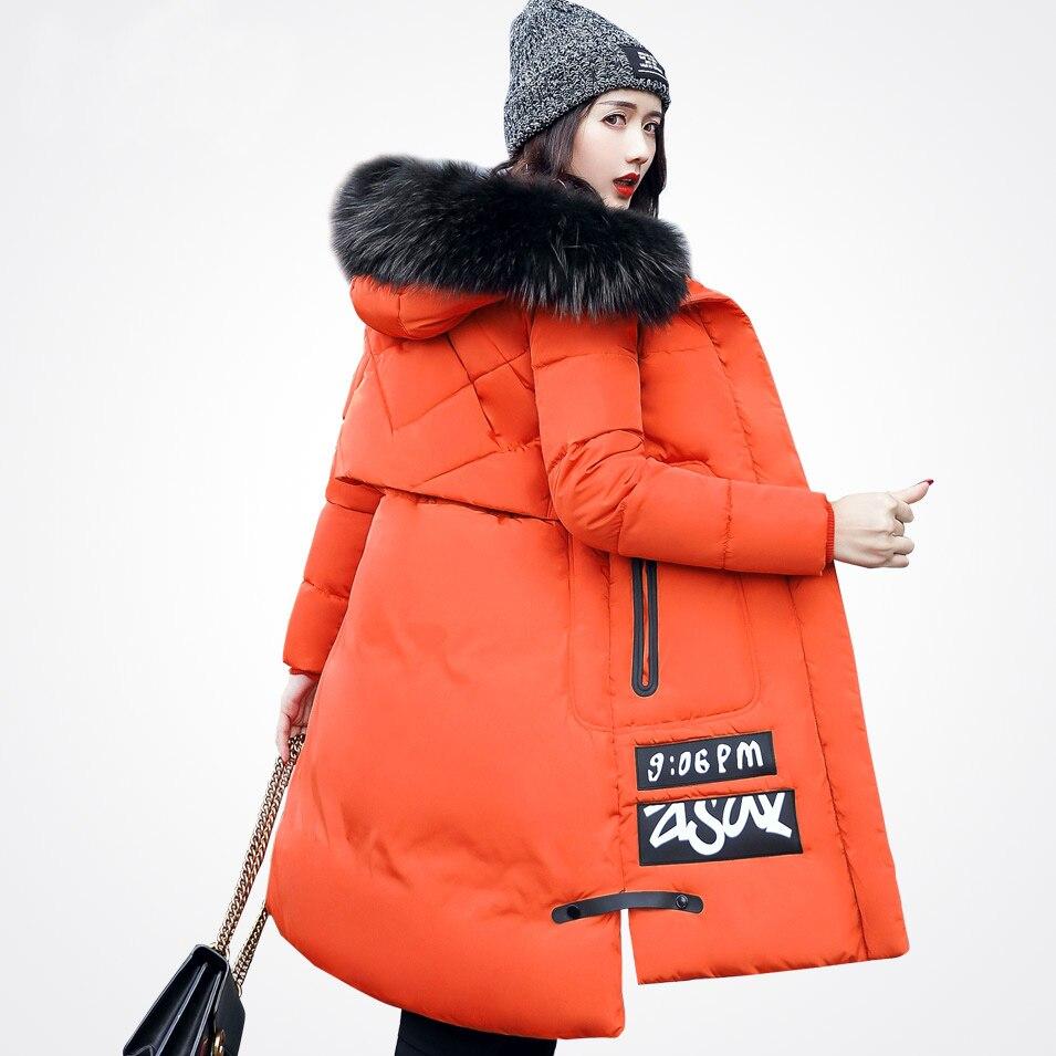 Parkas Femmes 589 À gray Femelle orange D'hiver Femme Manteau Black Pardessus Veste Épaissir Parka Outwear green brown Chaud Capuchon rOzqIwOxv