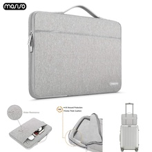 MOSISO 13.3 inch Laptop Bag Sleeve Waterproof Notebook Bag For Macbook Air Pro 13 Dell Asus HP Laptop Case Briefcase Women Men все цены