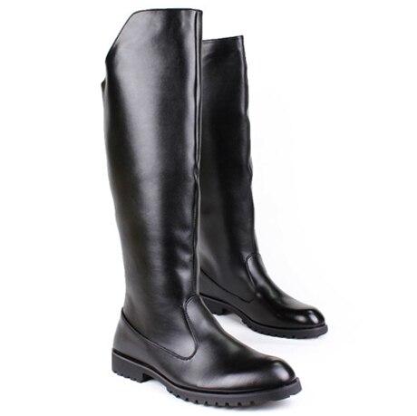 Hohe Qualität Aus Echtem Leder Männer Stiefel Schwarz Military Stiefel Taktische Stiefel Armee Stiefel Männer Botas Leder Schuhe Männer Schuhe
