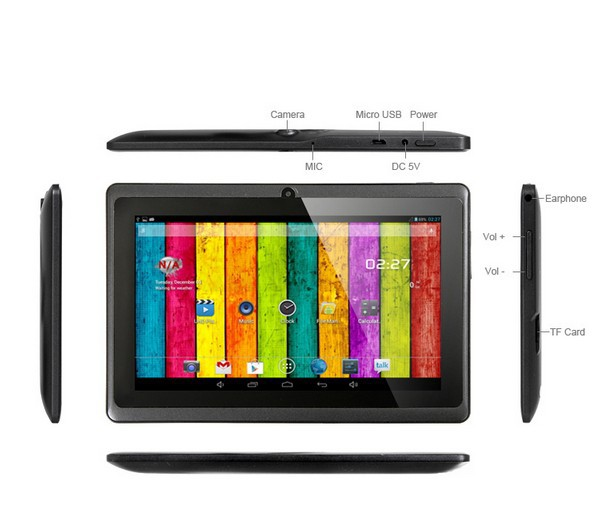 Vente en gros allwinner tablette Android PC