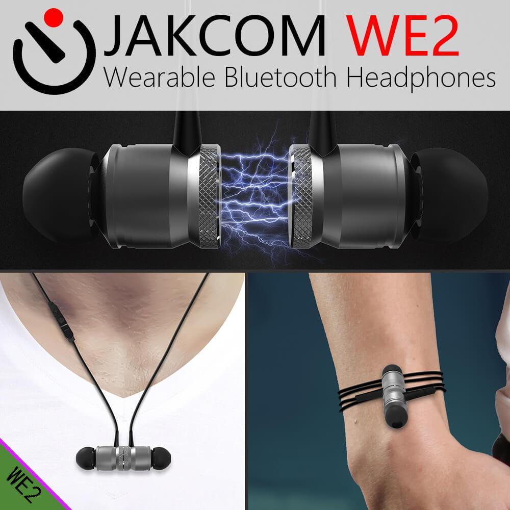 JAKCOM WE2 Smart Wearable Earphone Hot sale in Smart Accessories as polar v650 mi pen dw watch