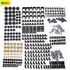 450pcs New Models Building Blocks Set Block Toy Bricks Technic Parts Gears Car Educational Toys For
