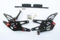 Мотоцикл Регулируемый тормоза Педали и рычаг переключения Чехол для YAMAHA YZF600 YZF R6 YZF R6 600 2003 2005