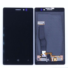 цена на For Nokia Lumia 925 LCD Display Touch Screen Digitizer Assembly + Tools , Black Free shipping !!!