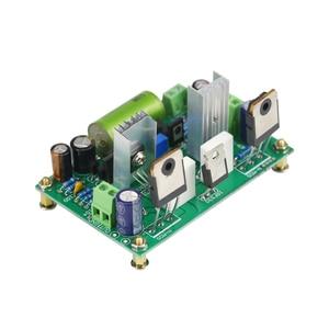 Image 4 - Placa amplificadora K851 HIFI, MPSA56, MPSA06, placa amplificadora de tubo de efecto de campo de gran corriente, 125W, 2 uds.