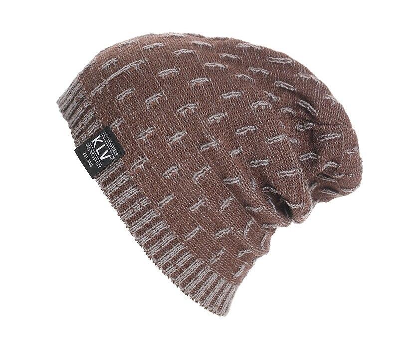 2016 Fashion Warm Solid Caps Unisex Hat Outdoor Beanies Hats for Women and Men men s skullies winter wool knitted hat outdoor warm casual solid caps for men caps hats