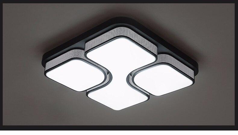 Plafoniere Led Moderne : Moderne deckenleuchte lamparas de techo plafoniere lampara