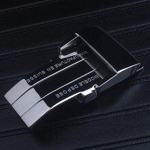 Высокое качество 20 мм застежка из нержавеющей стали раскладная нажимная Пряжка для ремней Breitling