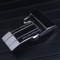 High quliaty 20mm Stainless Steel Deployment Clasp Folding Push Buckle For Breitling Straps