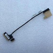 Nueva Original Para Lenovo ThinkPad WQHD T460S 3 K Panel LCD LVDS Cable 2560*1440 Pantalla DC02C007E10 00UR903 DC02C007E00