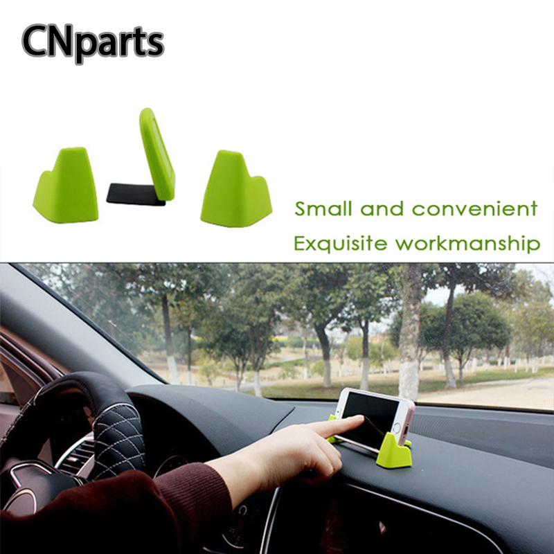 CNparts Universal Car Accessories Mobile Phone GPS Holder Adjustable Bracket For Audi A3 A4 B6 Volkswagen Polo Golf Ford Focus 3