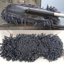 Car Exterior Retractable Cleaning Brush