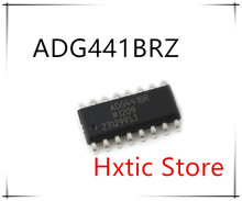 NEW 10PCS/LOT ADG441BRZ ADG441BR ADG441 SOP-16  IC