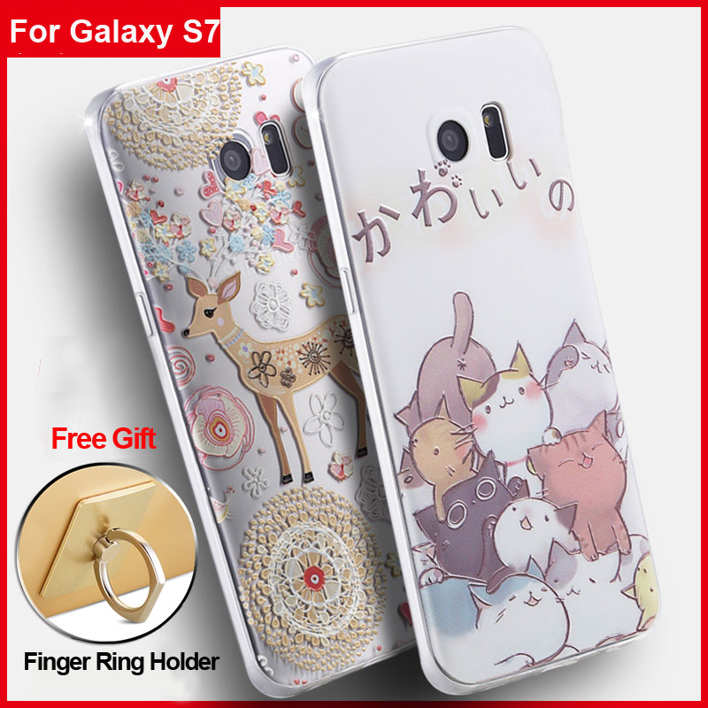 cover samsung s7 3d