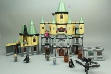 Magic Hogwort Castle Set 16029 Movie Series Children Building Blocks Bricks Kids Toys Model Kit Compatible with lepins 5378 Gift шустанова т биология в схемах таблицах и рисунках учебное пособие