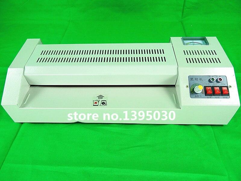 A3 laminator hot and cold lamintor laminating machine 320 hot laminator hot machine