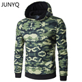 new 2016 men hoodies fashion leisure camouflage fleece qiu dong men leisure hooded fleece Sweatshirts
