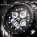 Readeel Sport Watch Men Military Waterproof Watches Fashion Silicone Digital Watch Men Wristwatches Clock Male relogio masculino