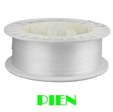 2700 m Pmma led fiber optique câble fin lumière lueur fibra optica plafond kit décoration 0.75mm RGB DIY Livraison gratuite par DHL