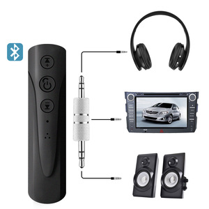 Image 4 - Rovtop بلوتوث 4.1 استقبال الصوت 3.5 مللي متر Aux استقبال الصوت محول بلوتوث استقبال MP3 السيارات بلوتوث سيارة عدة