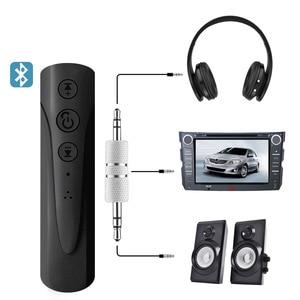 Image 4 - Rovtop Bluetooth 4.1 Audio Receiver 3.5mm Aux Audio Receiver Adapter Bluetooth Receiver MP3 Auto Bluetooth Car Kit