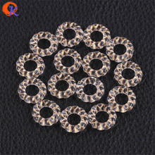 Cordial Design 900pcs/lot 16x16mm Acrylic Beads/Ring Shape Bead/Antique Bead/Hand Made/Jewelry Findings (Design As Shown)