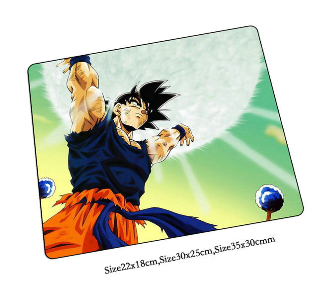 dragon ball mouse pad personalized mousepads best gaming mouse pad