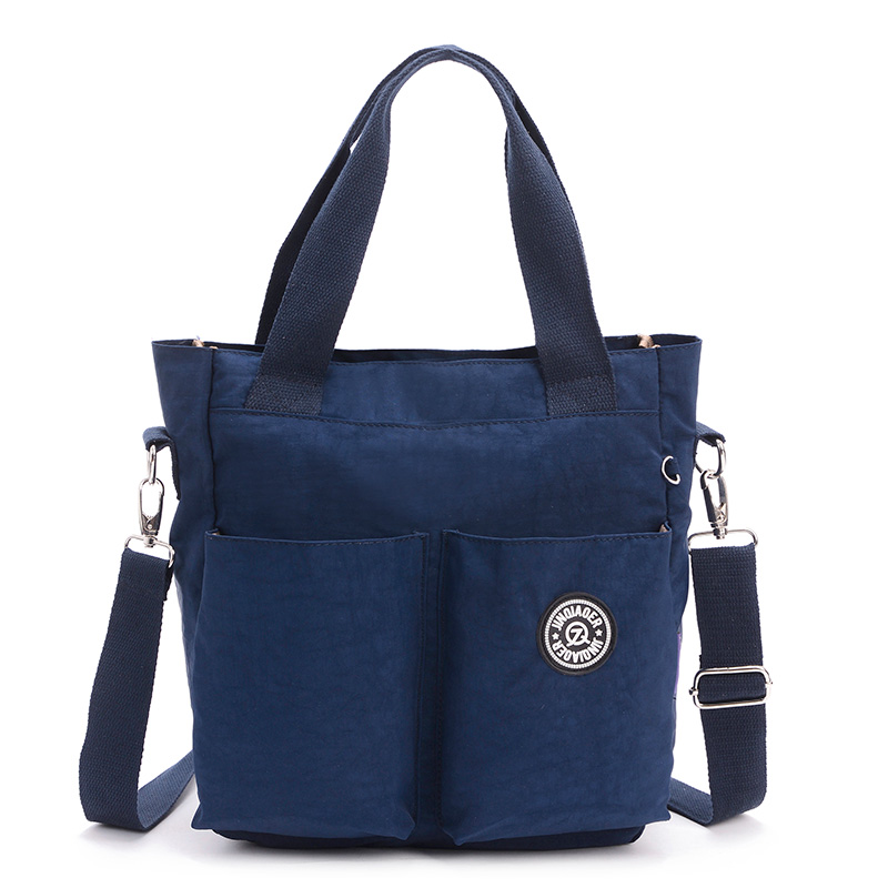 Women Nylon Waterproof Shoulder Bag luxury handbags women Messenger Bags designer Multifunction Zipper Travelbag 4
