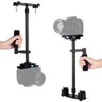 24 Professional Mini handheld Camera Stabilizer Portable Carbon Fiber for DSLR Camcorder Video camera Steadicam For Canon Nikon