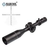 AK Marcool Stalker Riflescopes 3 18x50 FFP стекло высокой четкости Aim Red Dot Тактический охотничий оптический Коллиматорный прицел