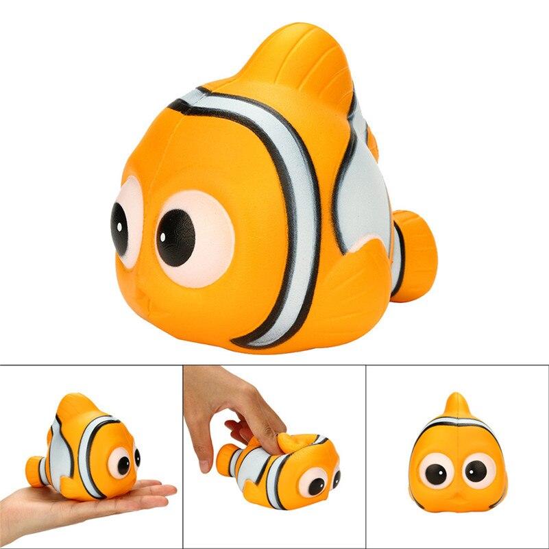 MüHsam Stressabbau Duftenden Super Langsam Steigenden Kinder Spielzeug Niedlichen Tier Spielzeug Fisch Squeeze Für Kind Kinder Junge Mädchen A1 Verkaufspreis