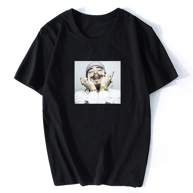 POST MALONE FUNNY T-SHIRT (4 VARIAN)