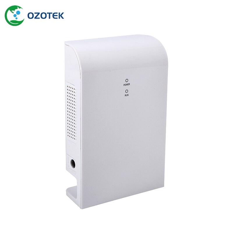 Gerador da água do ozônio TWO001 Usado para a Lavanderia/Purificação de Água para Uso Doméstico/Frutas Frescas Mantendo Frete grátis