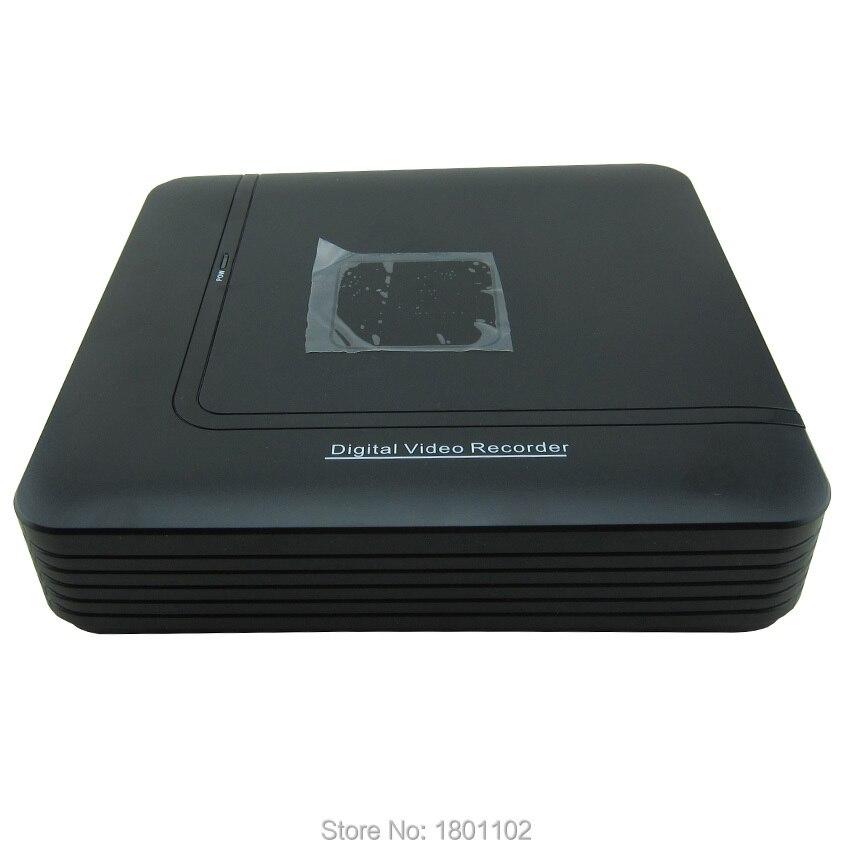 4CH Hybrid  DVR 1004NS-1