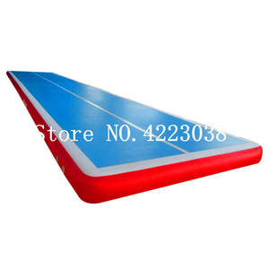 Gymnastics Air-Track Floor-Tumbling Adult Inflatable Kids  Cheap for /Free-One-Pump 6--3--0.2m