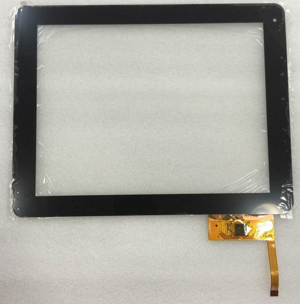 Witblue New Capacitive touch screen panel Digitizer Glass Sensor replacement For 9.7 Telefunken TF-MID9704 Tablet Free Ship black new for capacitive touch screen digitizer panel glass sensor 101056 07a v1 replacement 10 1 inch tablet free shipping